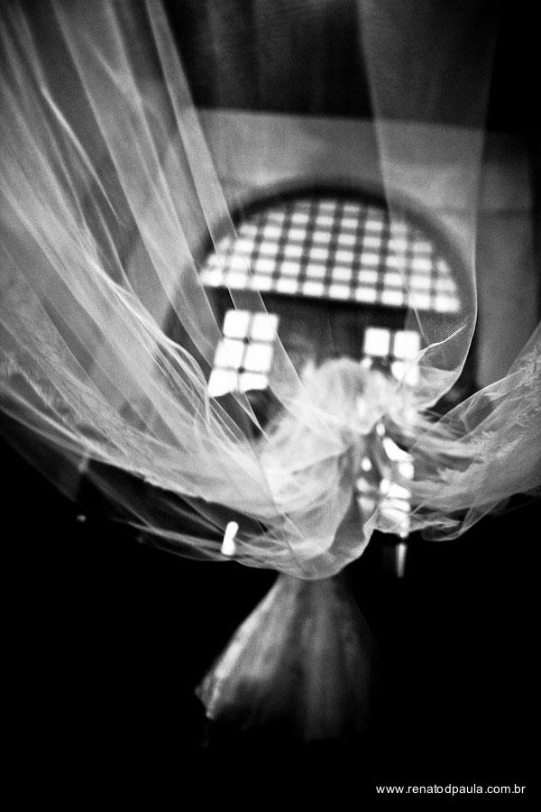 Foto de casamento premiada - Véu da Noiva