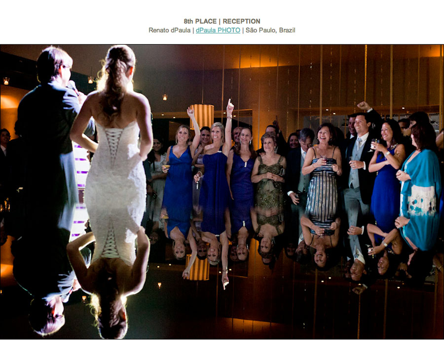 ISPWP - Foto de casamento premiada