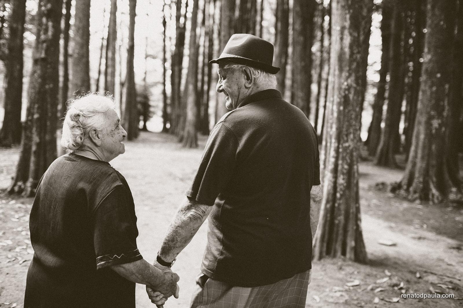Ensaio Casados - Feliz Dia dos Avós