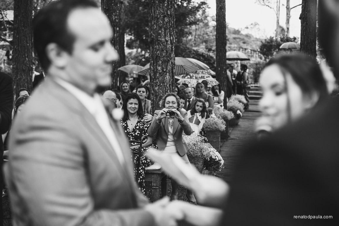 Fotografia de casamento - Fotos da cerimônia