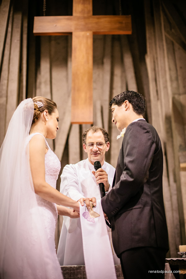 Casamento na Igreja Cruz Torta