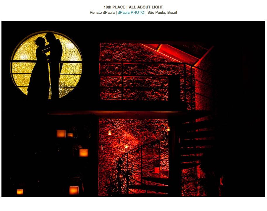 Fotografia de Casamento Premiada ISPWP