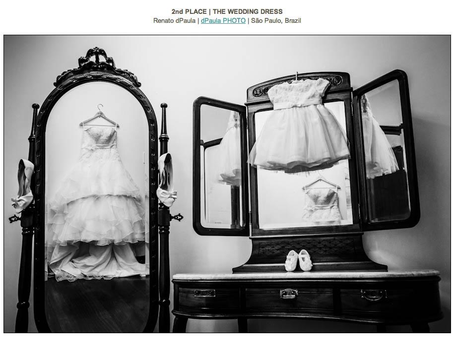 Fotógrafo de Casamento Premiado ISPWP