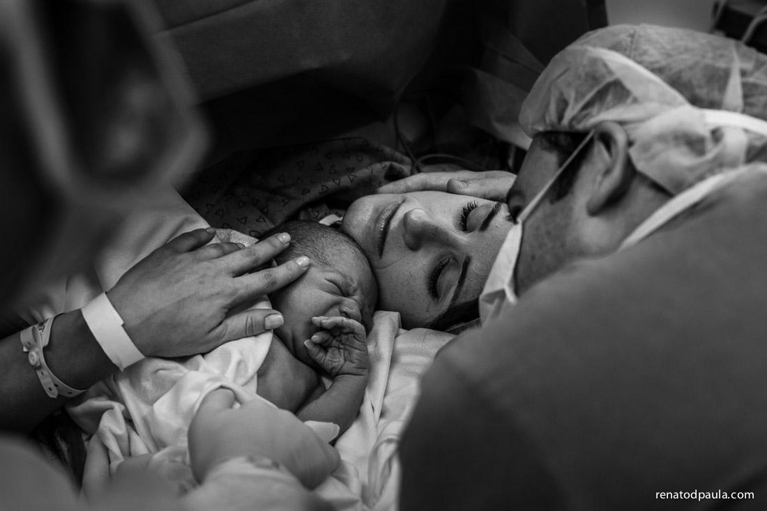 fotógrafo de parto