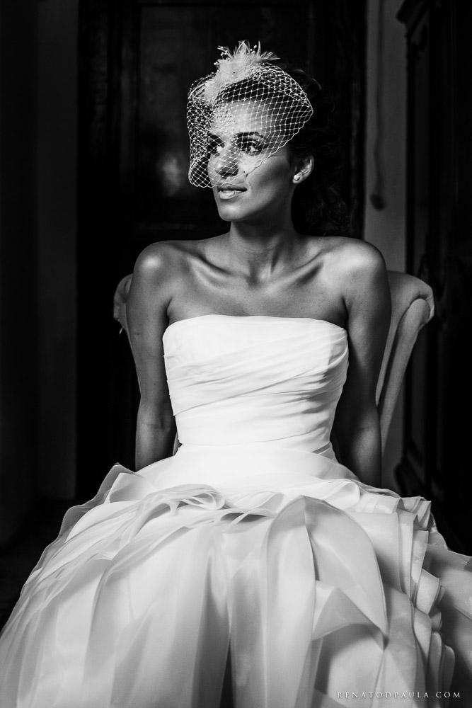 retrato da noiva bride