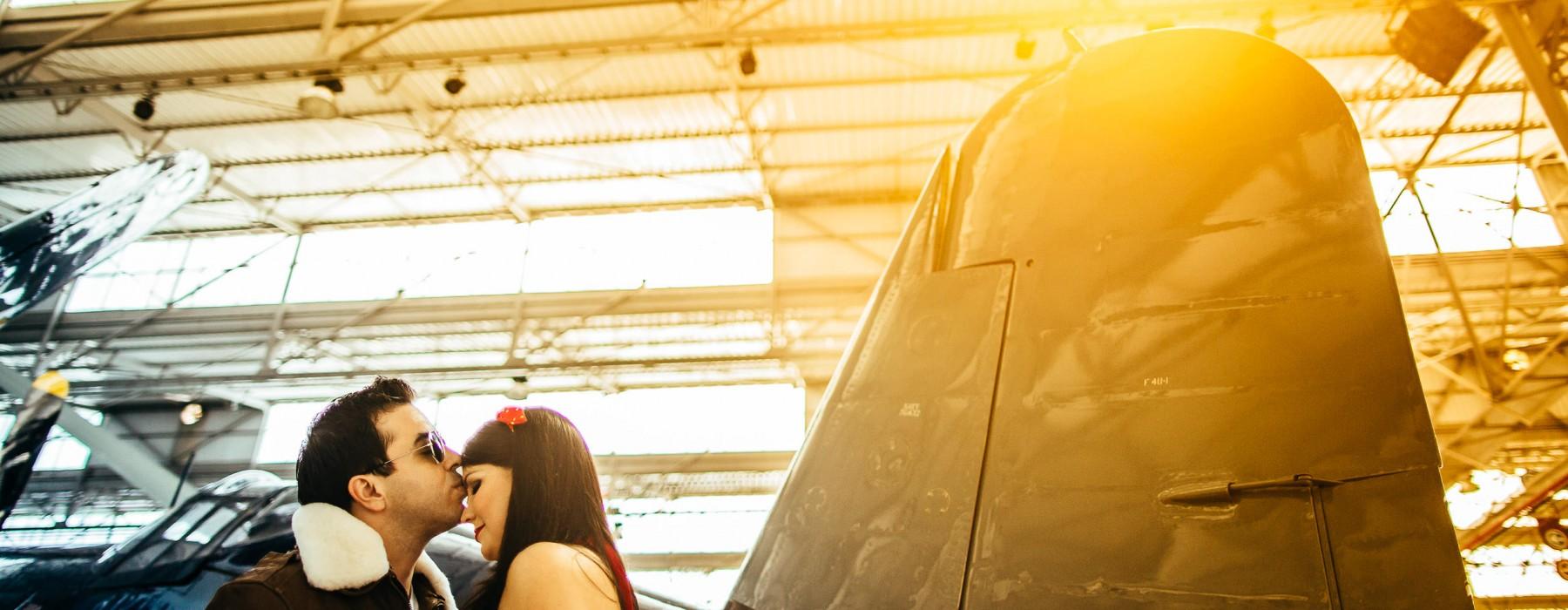 renato dpaula esession ensaio casal aviao aeromoca piloto pre-wedding