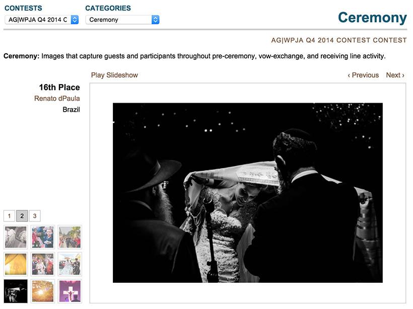 fotos de casamento premiadas