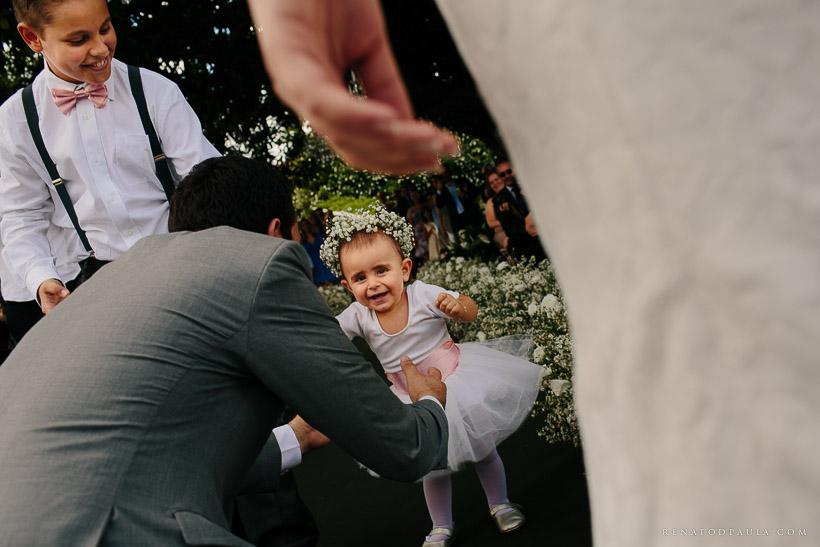 foto casamento no campo