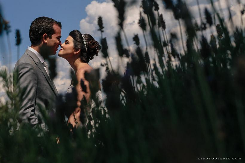 foto de casamento no campo Spazio Tramonti