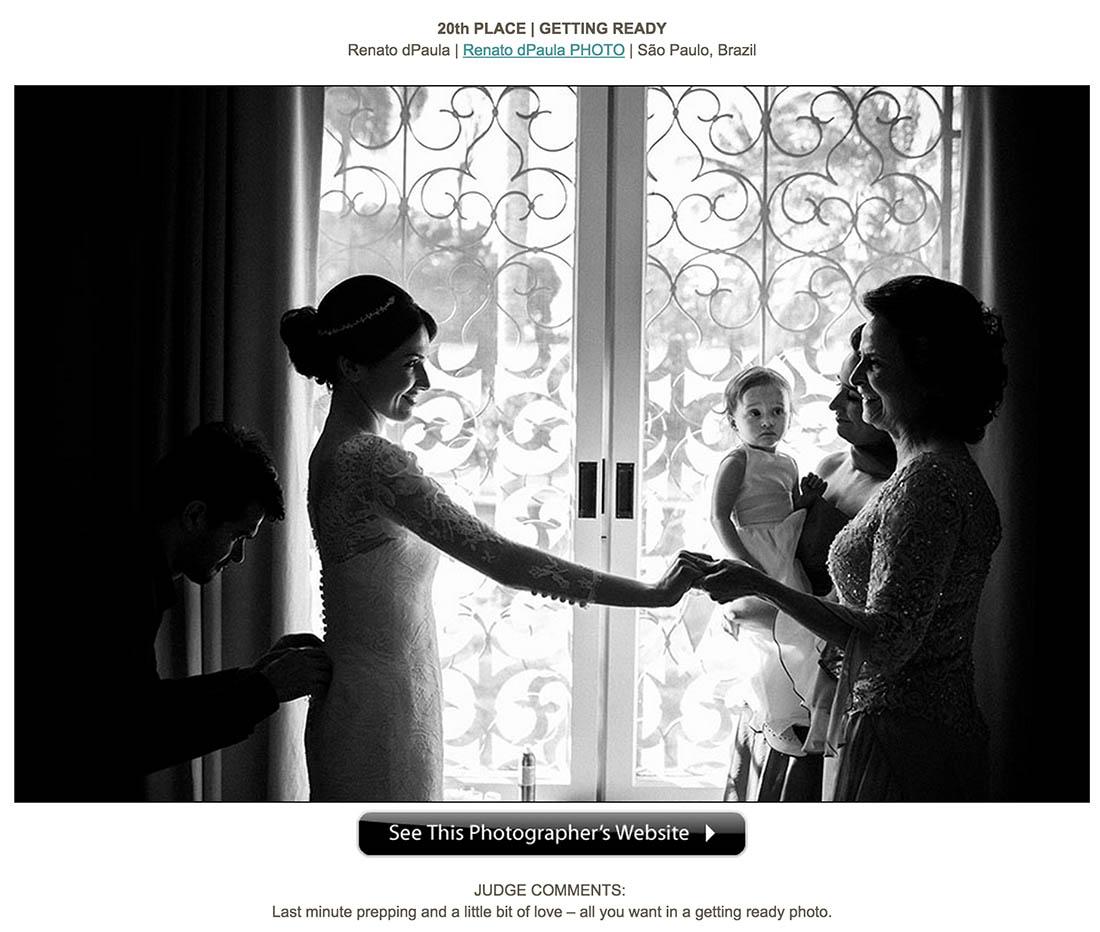 foto de casamento no making of da noiva com a mãe e irmã ispwp