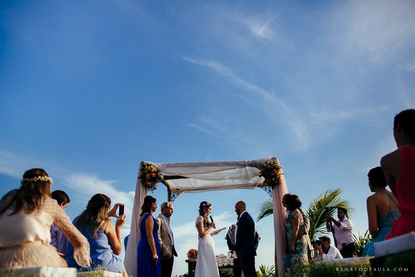 casamento mini-wedding na praia