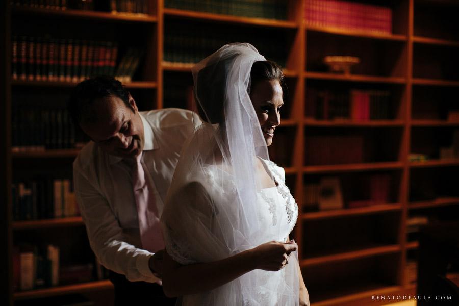 casamento e making of da noiva em casa