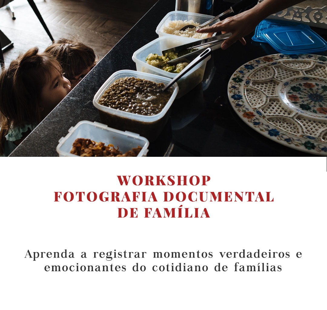 Workshop Fotografia Documental de Família