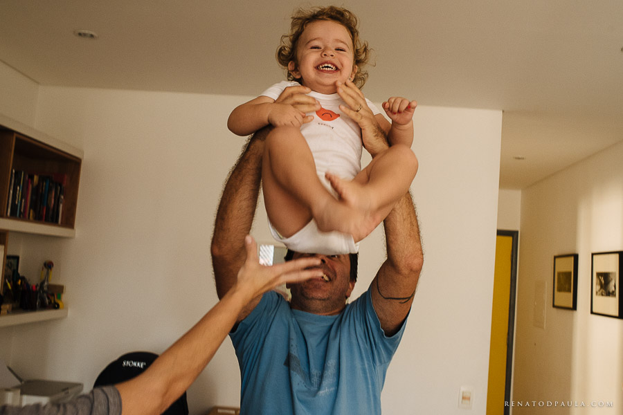 ensaio de fotos de família lifestyle