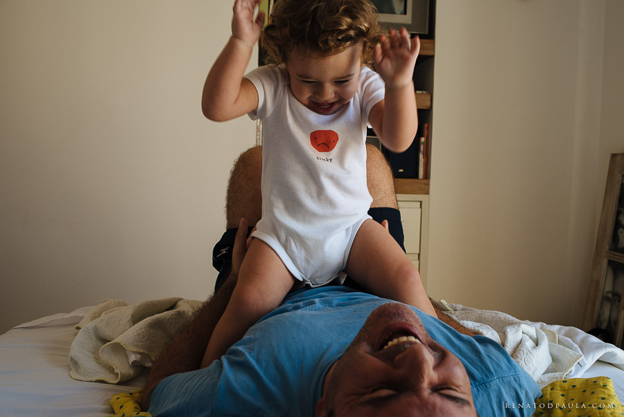 fotografia documental de família lifestyle pelo fotógrafo Renato dPaula