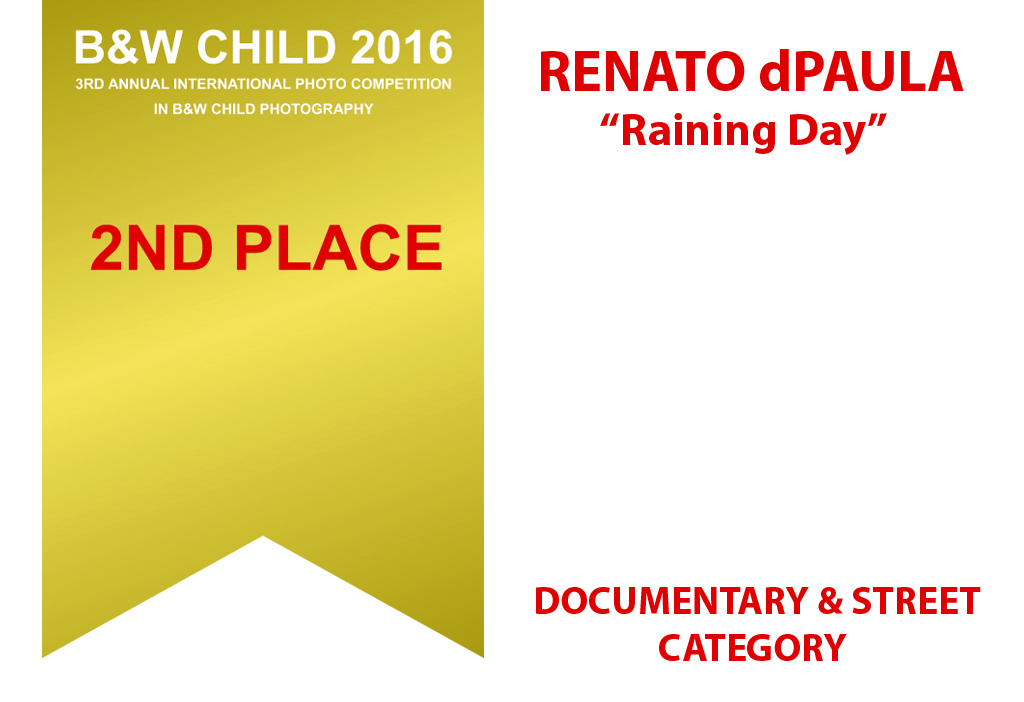 2nd place in Documentary & Street Renato dPaula