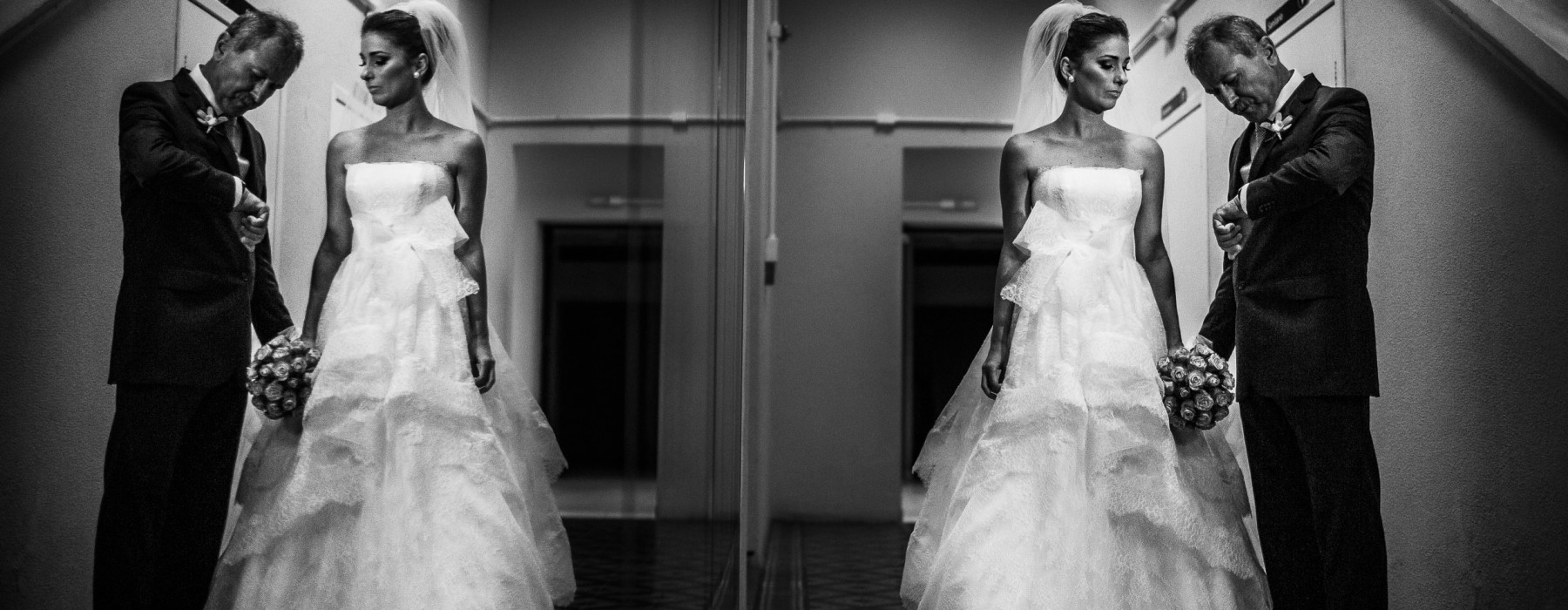 renato dpaula entrada da noiva com o pai casamento cerimonia