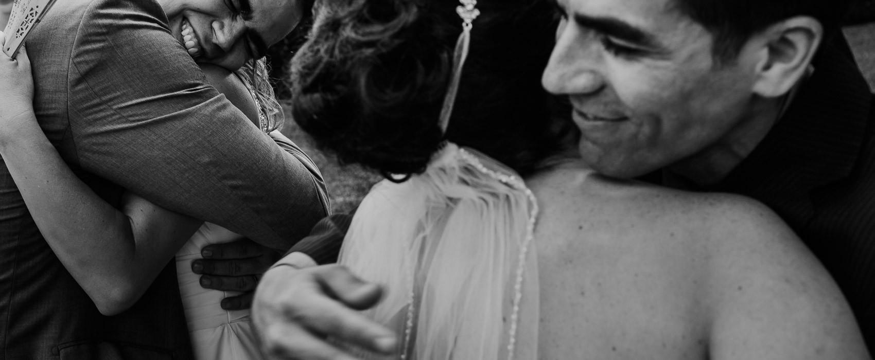 renato dpaula foto dos noivos emocionados na cerimonia