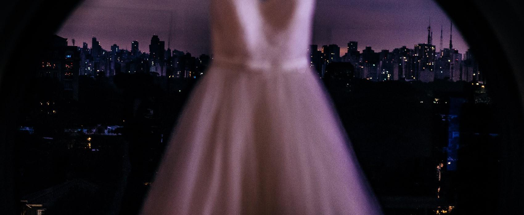 vestido da noiva making of no hotel unique sao paulo
